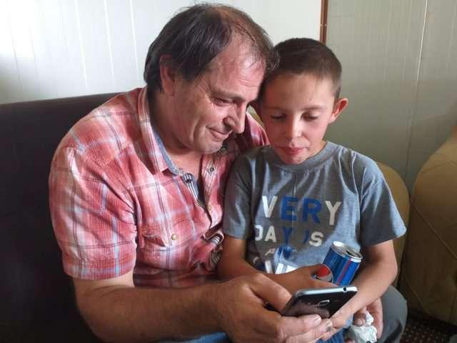 Babai i Alvinit  Djalit i kam parë plagë të tmerrshme në trup  nuk i tregon