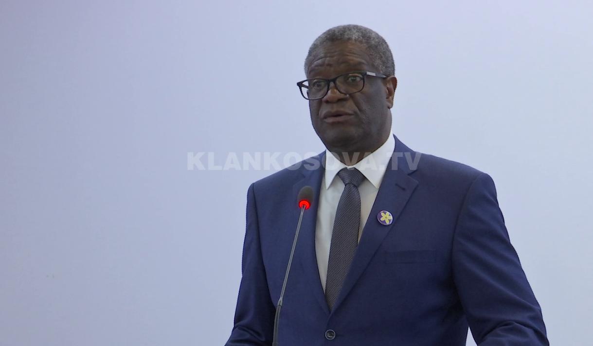 Nobelisti Mukwege  viktimat e dhunës seksuale mbetën pa drejtësi