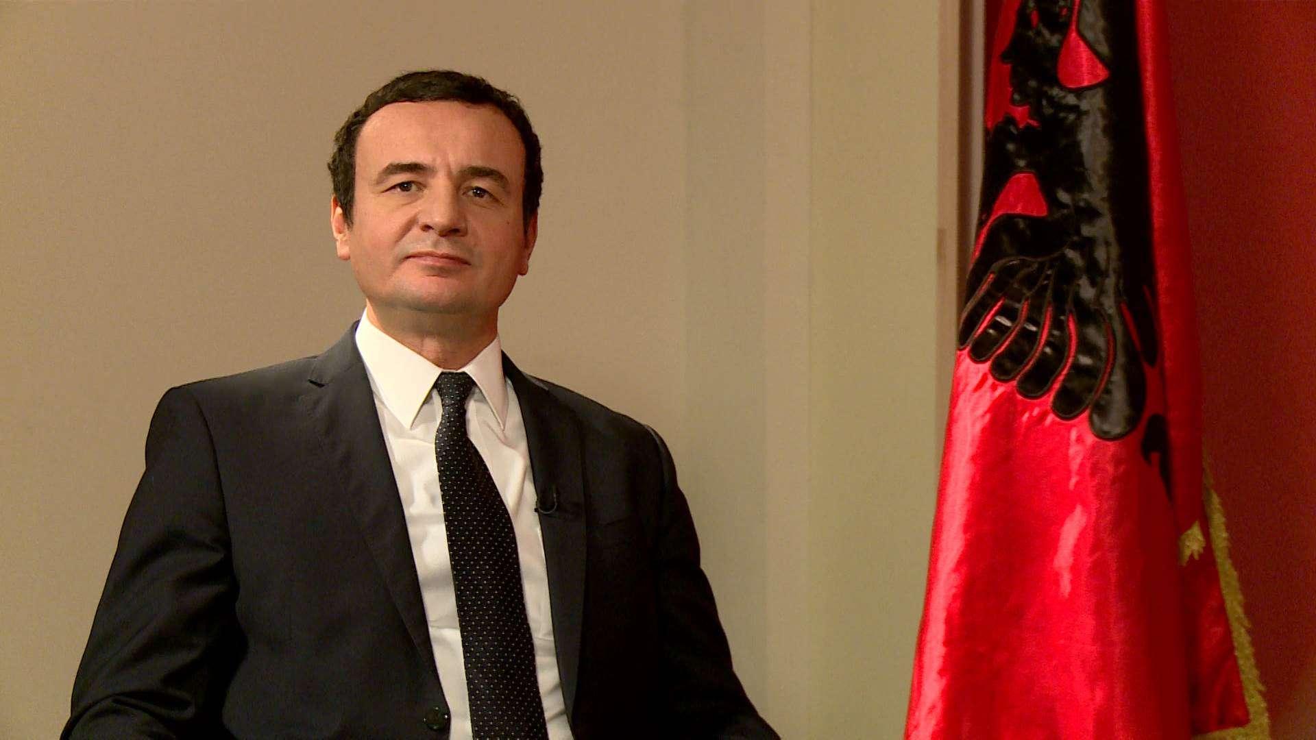 Albin Kurti  Qeveria jonë nuk do të varet nga Lista Serbe