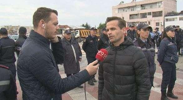 Qytetari për protestën te Unaza  Situata si në luftën e Kosovës