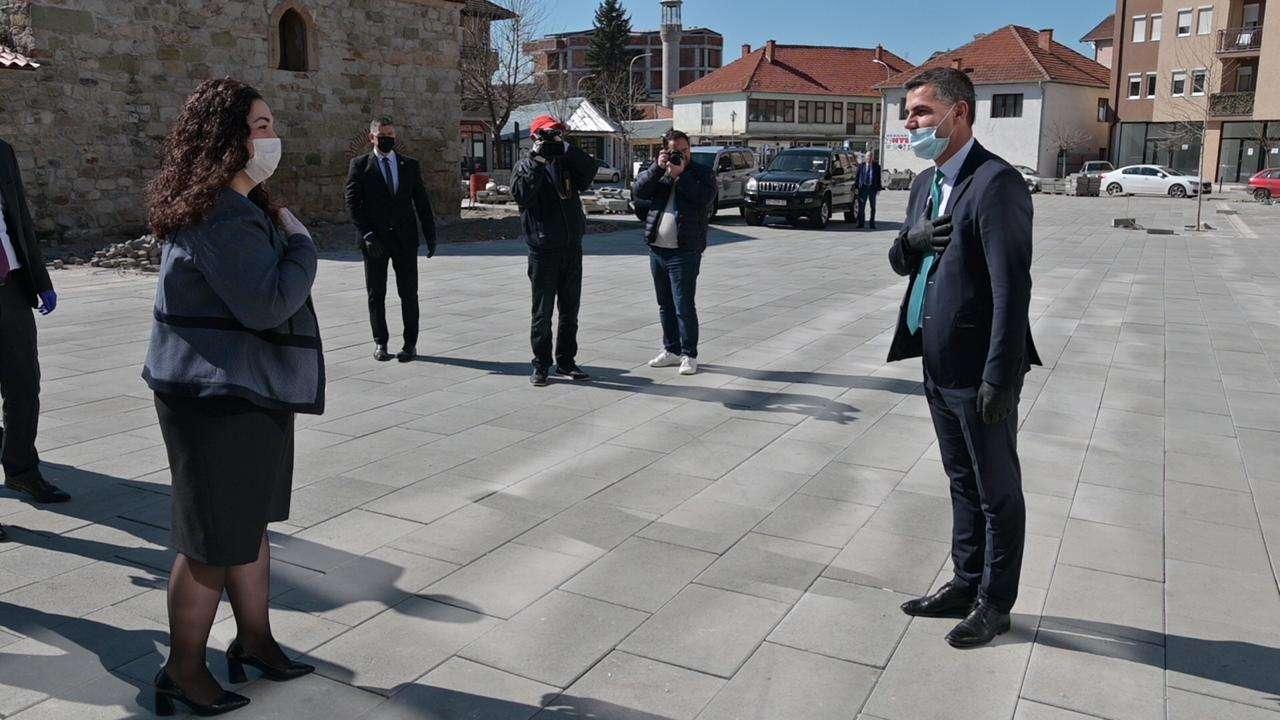 Osmani në Vushtrri  Shembull i solidaritetit dhe i menaxhimit të mirë të krizës