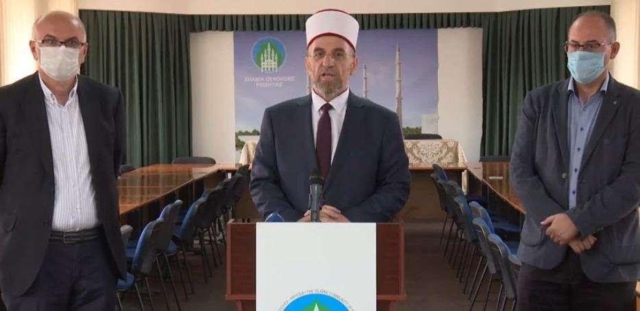 Tërnava: Xhamitë nuk do të hapen për Bajram
