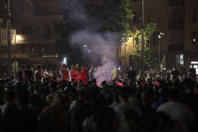 sonte-protesta-me-te-qeta-ne-serbi