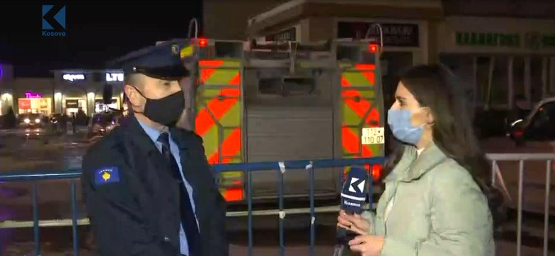 Emin Beqiri - Dëshmitari tregon momentet e para pas shpërthimit që ndodhi në Ferizaj