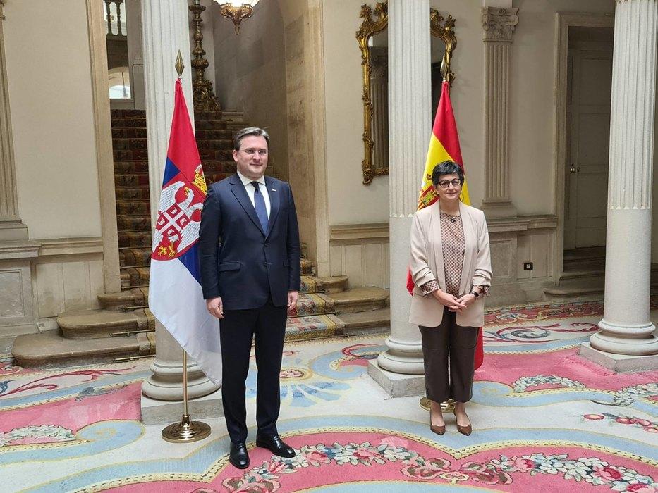 Ministrja spanjolle: Nuk e njohim Kosovën
