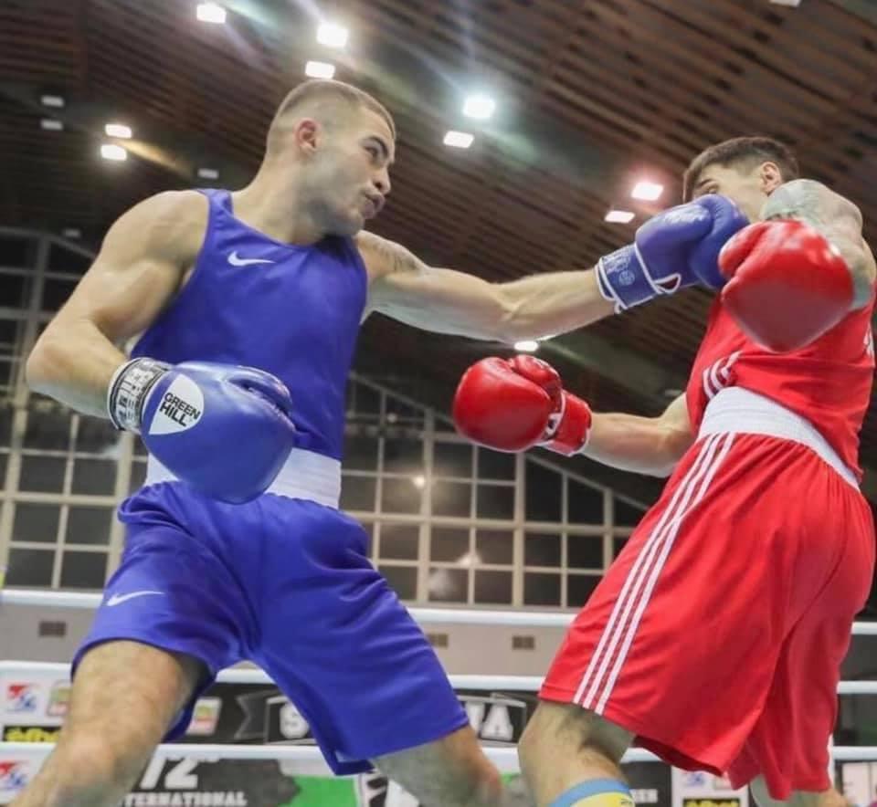 Boksieri Besart Pireva fiton përballjen e parë  synon të dytën sot në Kampionatin Evropian për U 22